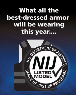 What all the best-dresssed armor will be wearing this year