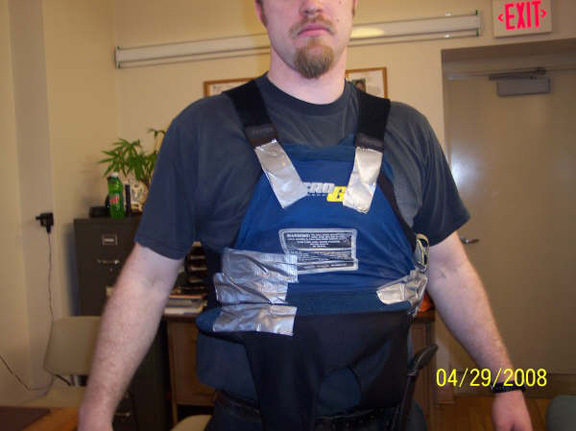 Body armor care and replacement for Best shirt to wear under ballistic vest